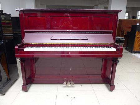 雅马哈YAMAHA U2E二手钢琴 品质保证 实体展厅挑选